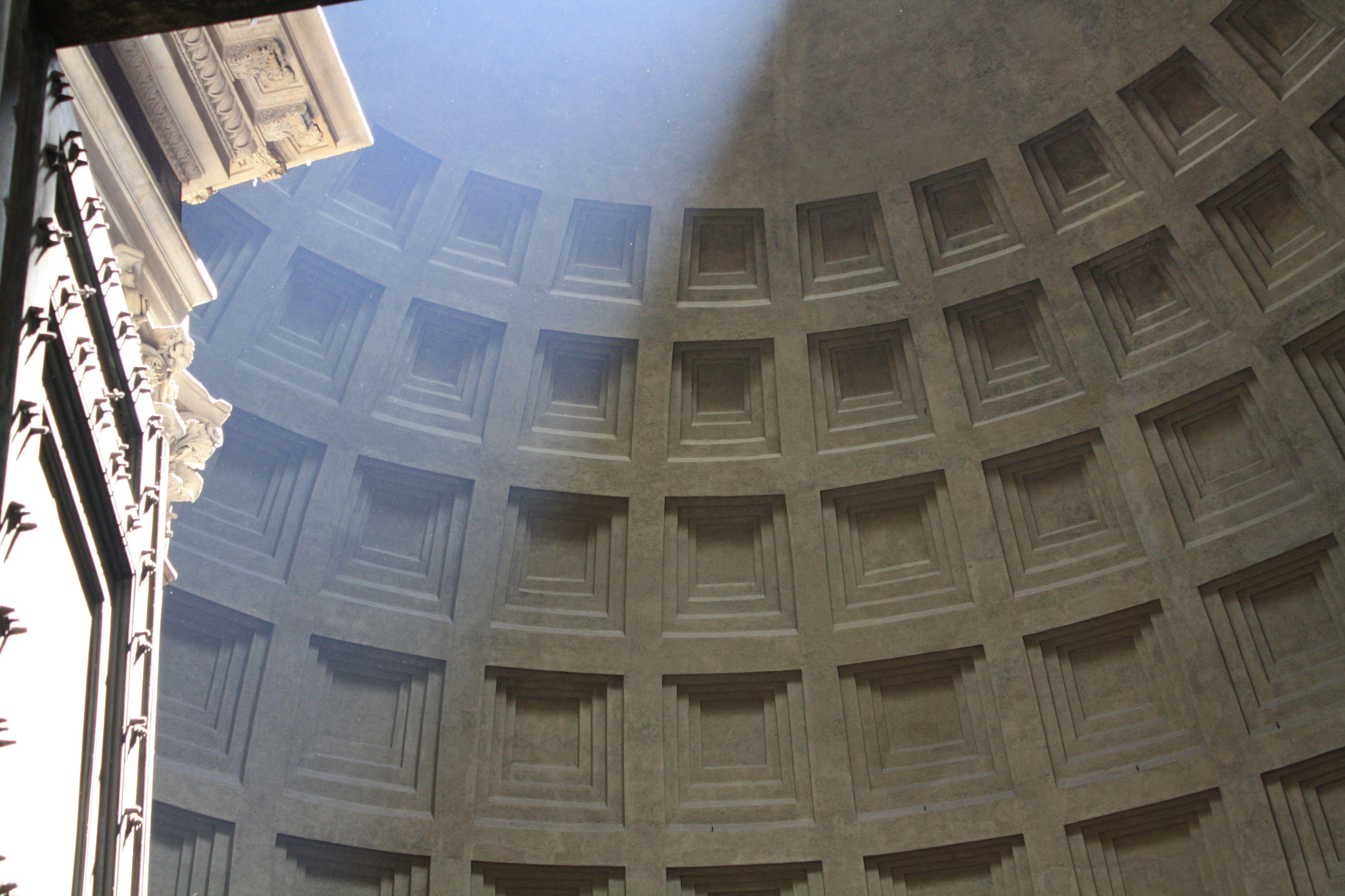 El Partenón, Roma. Maravilla entre maravillas. @Josep Romero Garrigó