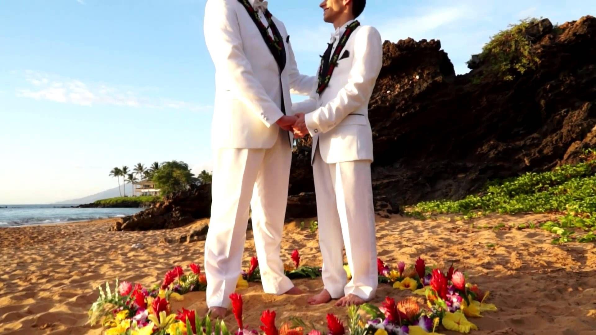 Florida Gay Beach Weddings