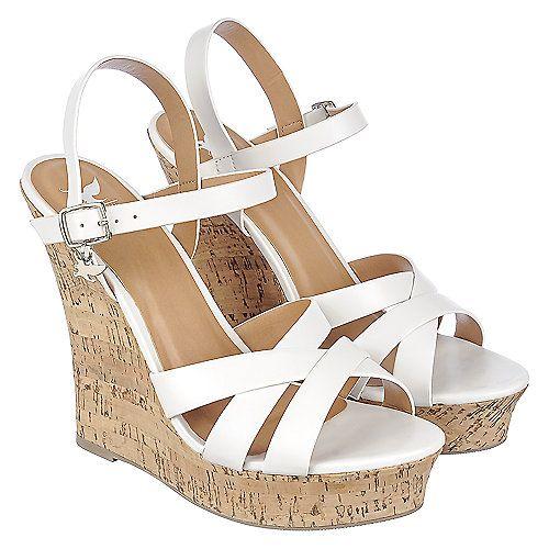 14d02cc43e60 Shiekh Women s Serum-S Wedge High Heel Sandal