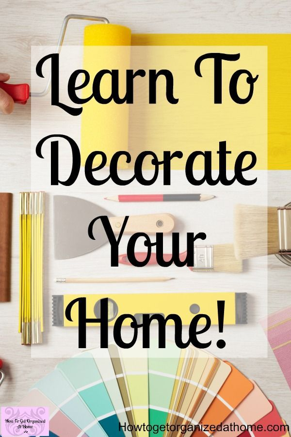 How To Decorate Your Home On A Budget #decoratehome