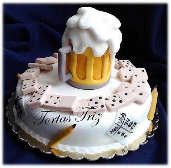 Resultado De Imagen Para Tortas De Cumpleaños Para Hombres Pastel De Cerveza Ideas Pastel De Cerveza Torta De Cerveza
