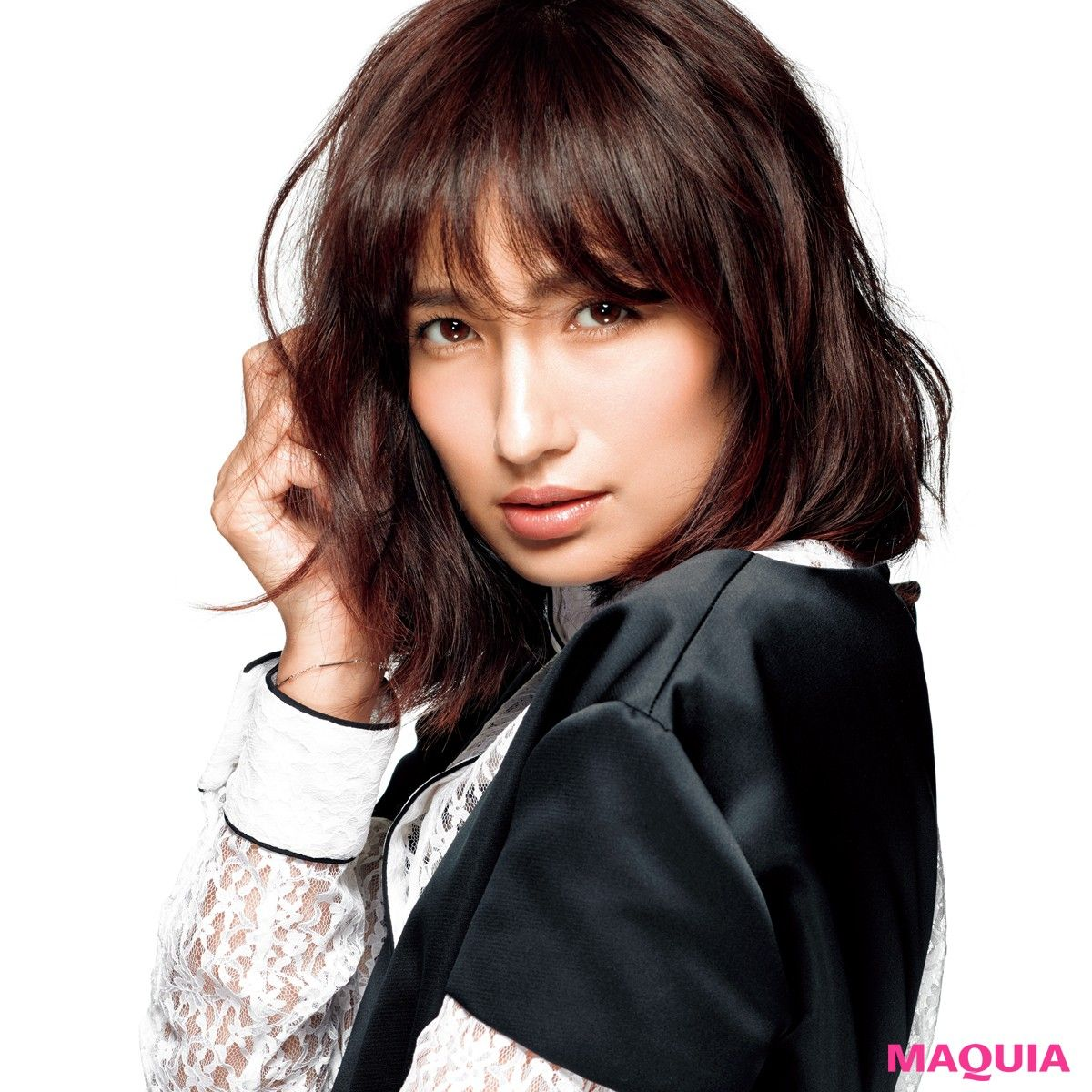 佐田真由美さんのキレイの秘密、全部教えます! | マキアオンライン ...