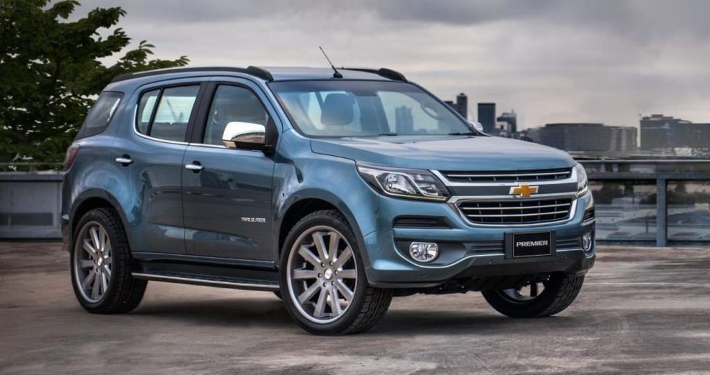 Chevrolet Blazer Concept 2019 Engine Price And Competitor