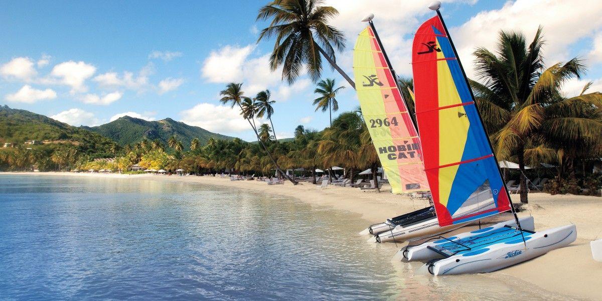 Carlisle Bay (Saint Mary, Antigua and Barbuda) - #Jetsetter