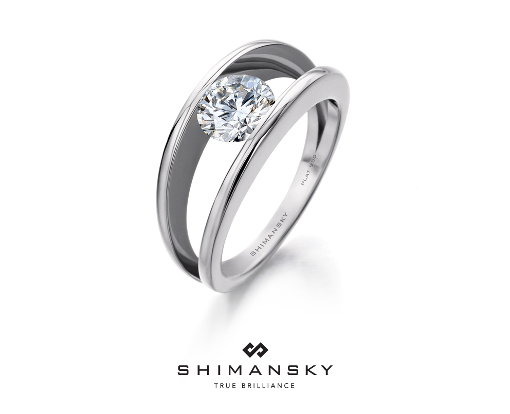 Beautiful Diamond Engagement Ring From Shimansky South Africa Beautiful Diamond Engagement Ring Engagement Rings Unique Diamond Rings Design