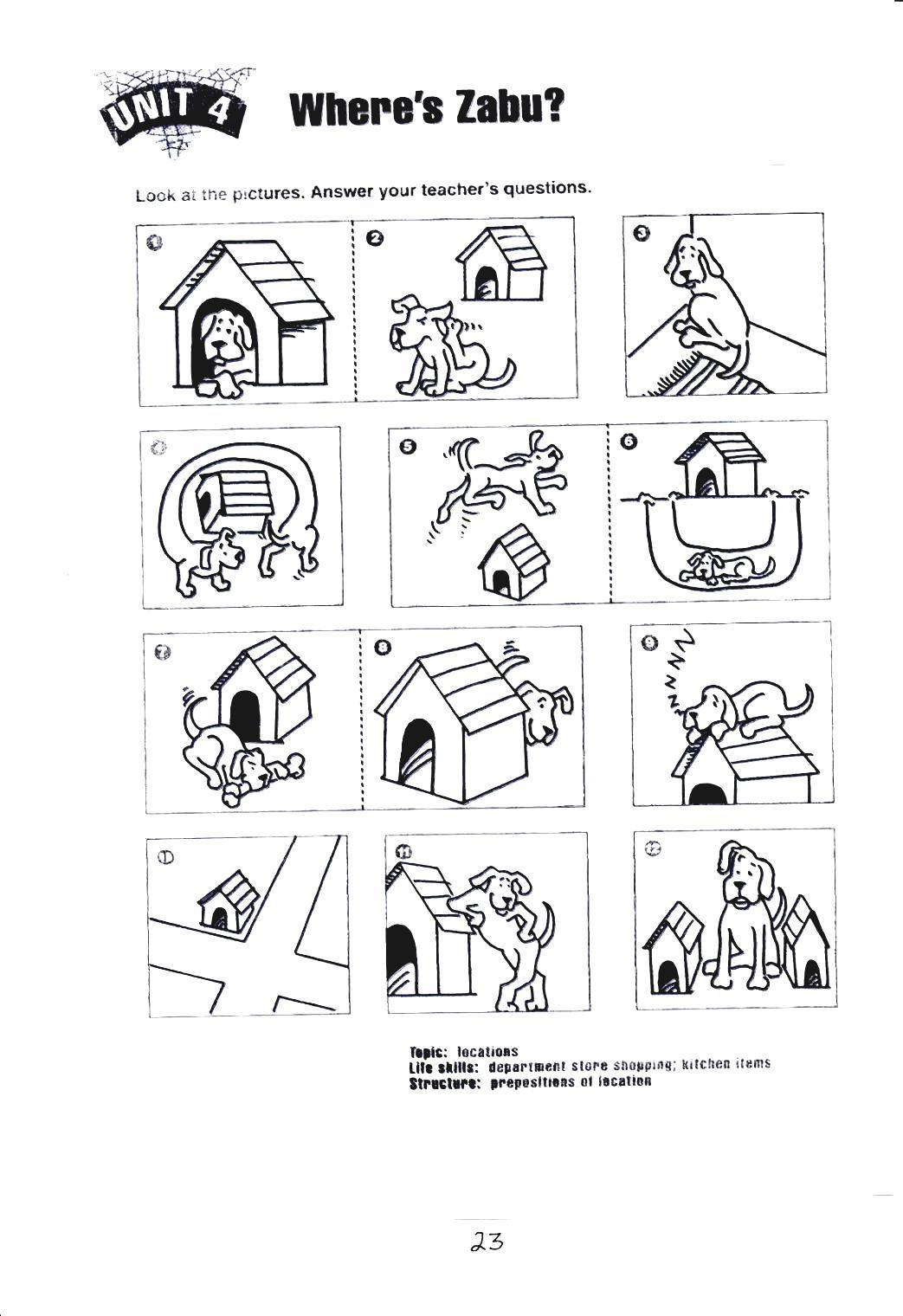 Image Result For Where Is Zabu Images Preposition Preposition Worksheets Kindergarten Worksheets Kindergarten Worksheets Printable