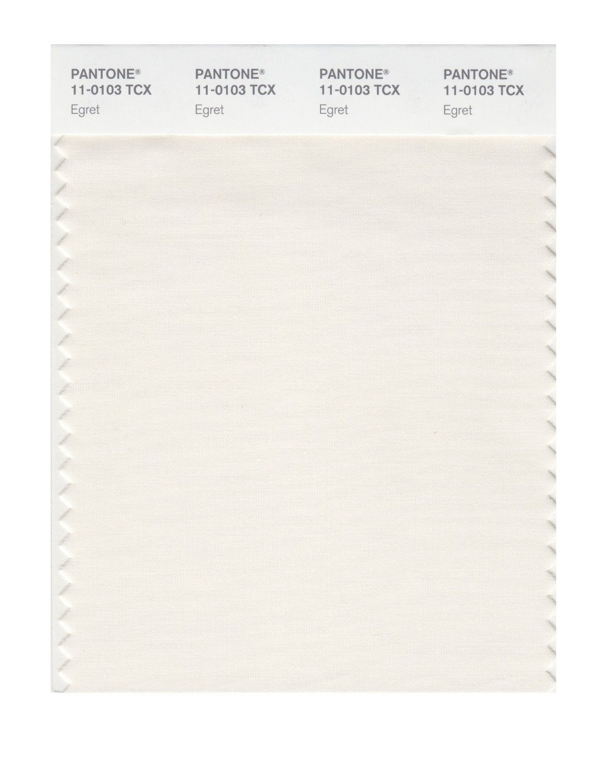 Pantone Smart 11 0618x Color Swatch Card Wax Yellow
