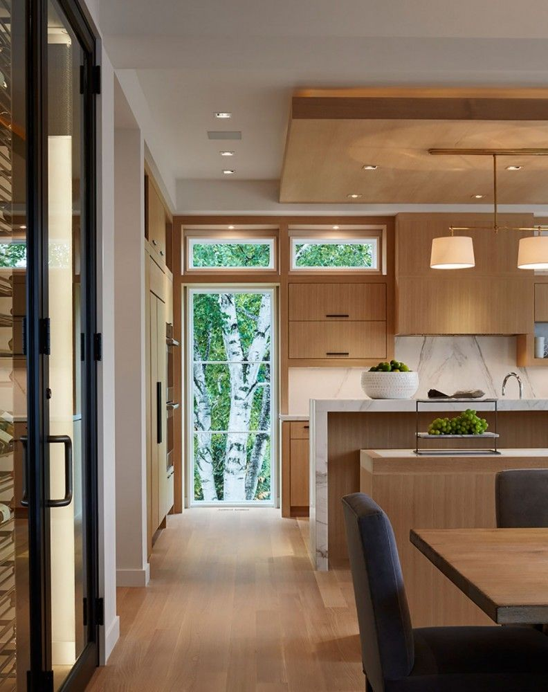 Modern Organic Home By John Kraemer Sons In Minneapolis Usa: Luxury Home In Minnesota By KGA Architecture And Martha O'Hara Interiors