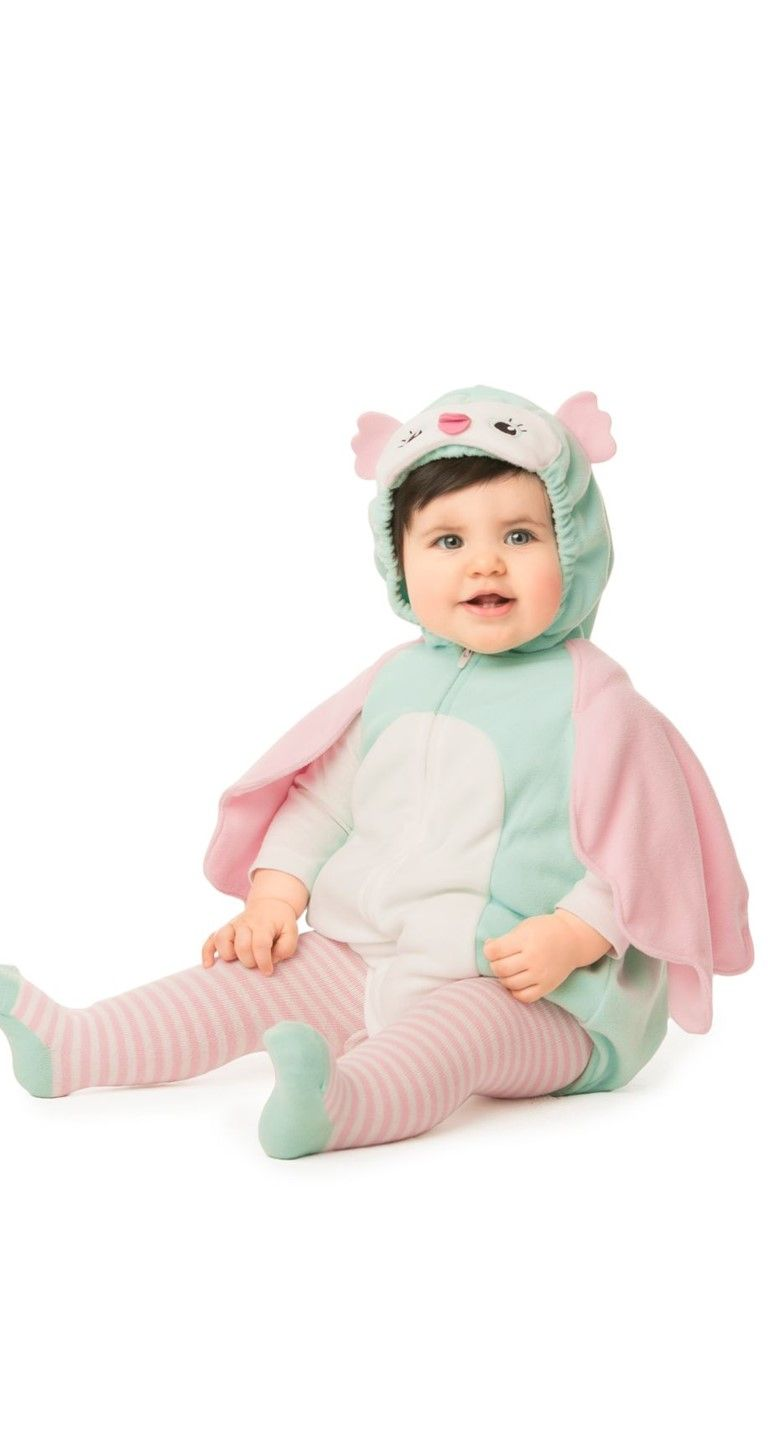 this costume is a hoot carters baby girls owl costume halloween - Baby Owl Halloween Costumes