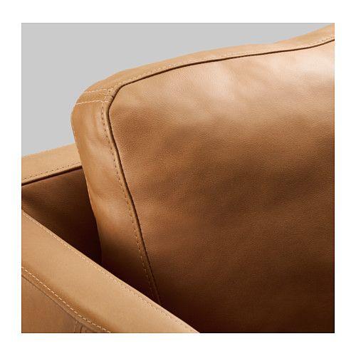 Stockholm Sofa Seglora Natural Ikea Leather Care Aniline Leather Ikea Stockholm