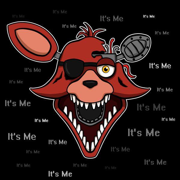 Shirt For Sale ======= Foxy Animatronic