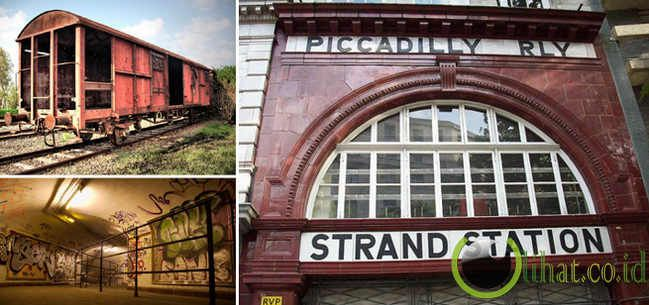 10 Stasiun Kereta Api Terseram dan Terangker di Dunia