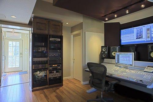 Studio Design Ideas Pictures Remodel And Decor Music Studio Room Home Studio Setup Studio Room