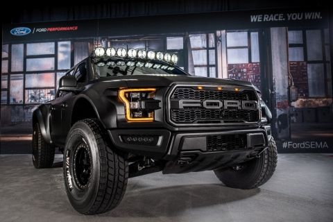 Ford F 150 Raptor Barely Needs Any Mods To Tackle The Baja 1000