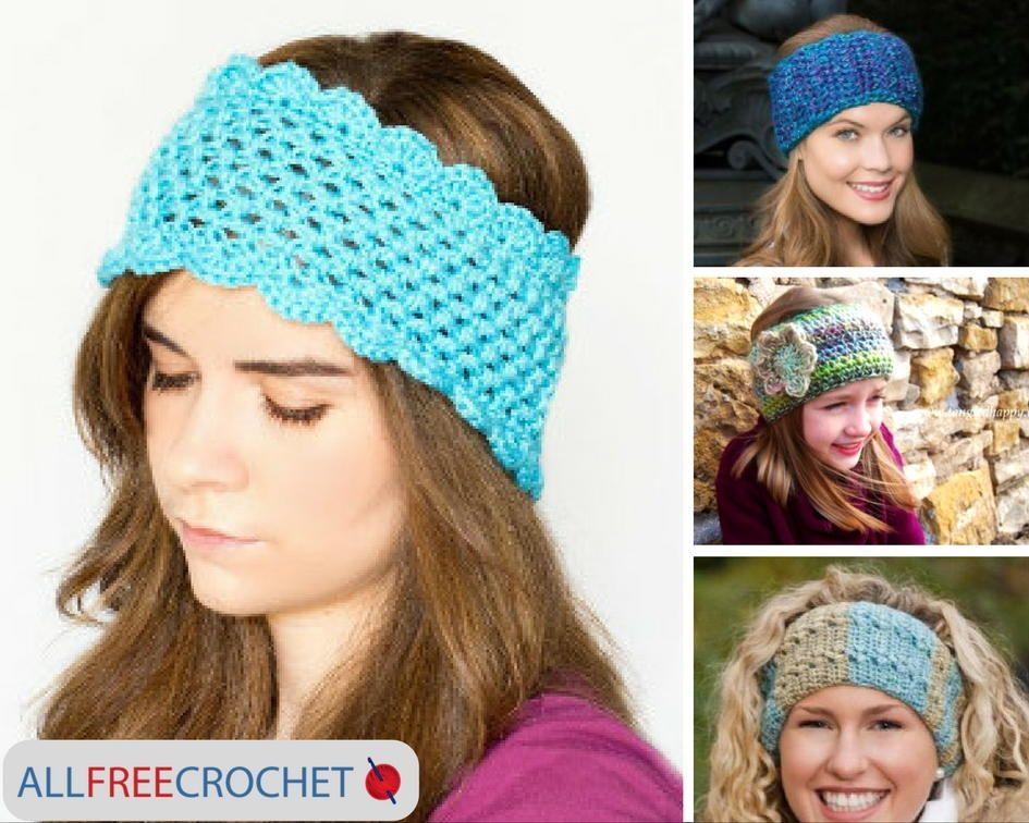 100s of Free Crochet Patterns