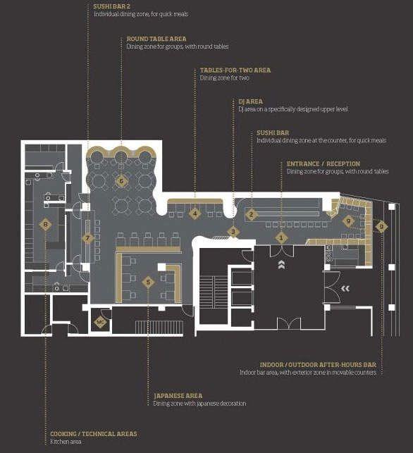 restaurant floor plan Dinesh Pinterest Restaurants, Cafes and - new blueprint 2 on itunes