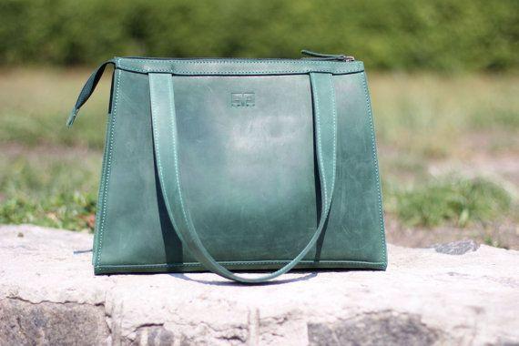 Beautiful Minimalist Handbag For Women Handmade From Genuine Leather It Will Serve Your Needs