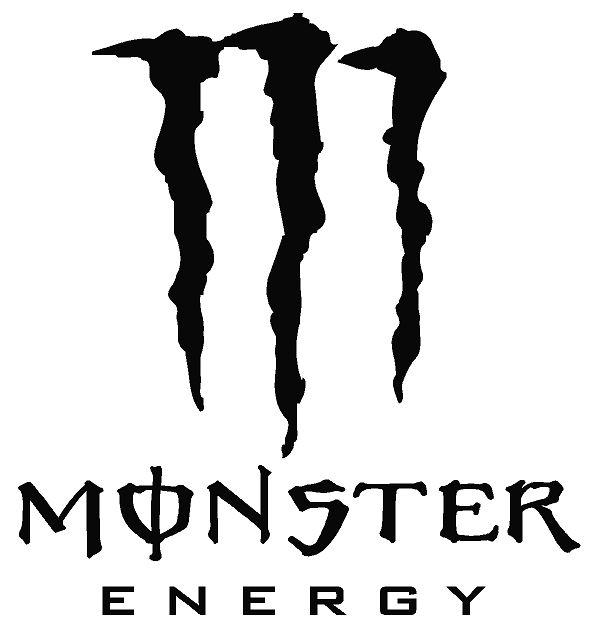 monster energy stencil clipart best dry erase pinterest rh pinterest ie monster university logo font monster logo font free download