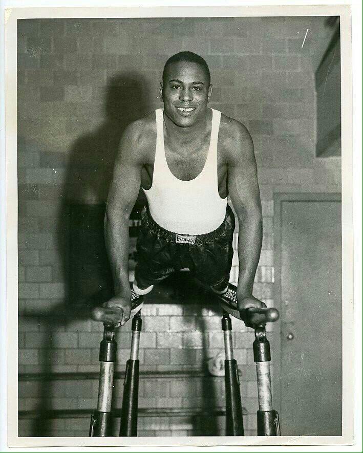 Gym Equipment John Lewis: World Light Heavyweight Champion John Henry Lewis