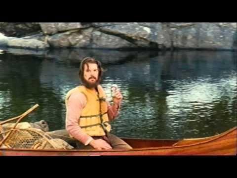 Mountain Man Canoe Bear Lake