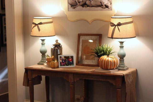 Magnolia Mamas : Fall Home Tour {Halloween Decor}