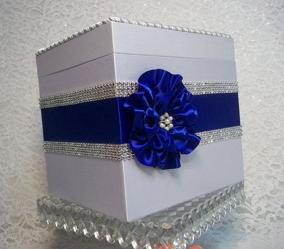 Wishing Well Box Wedding Card Box Gift Card Box Wedding Money
