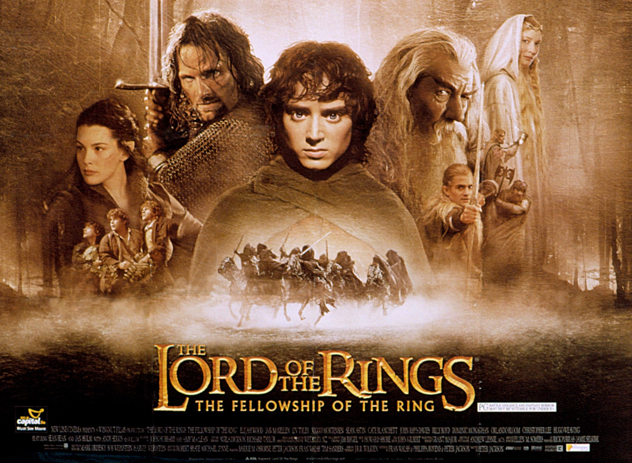Lotr Fellowship Of The Ring Extended Edition Watch Online