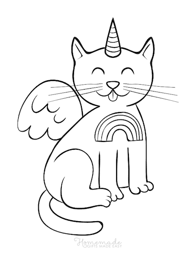 75 Magical Unicorn Coloring Pages For Kids Adults Free Printables In 2021 Unicorn Coloring Pages Coloring Pages Valentines Day Coloring Page