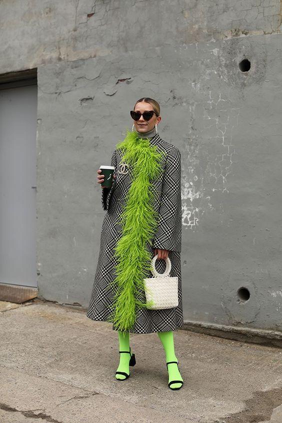 Cappotto da sera | Stile di moda, Moda verde, Vestiti