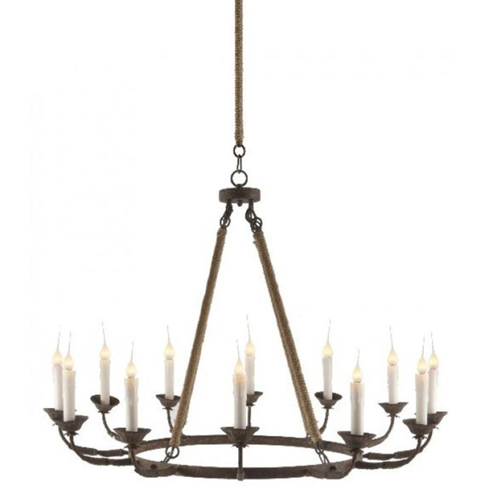 Aidan Gray Lighting Consuelo Chandelier Light Fixture | Designer Home Lighting Fixtures