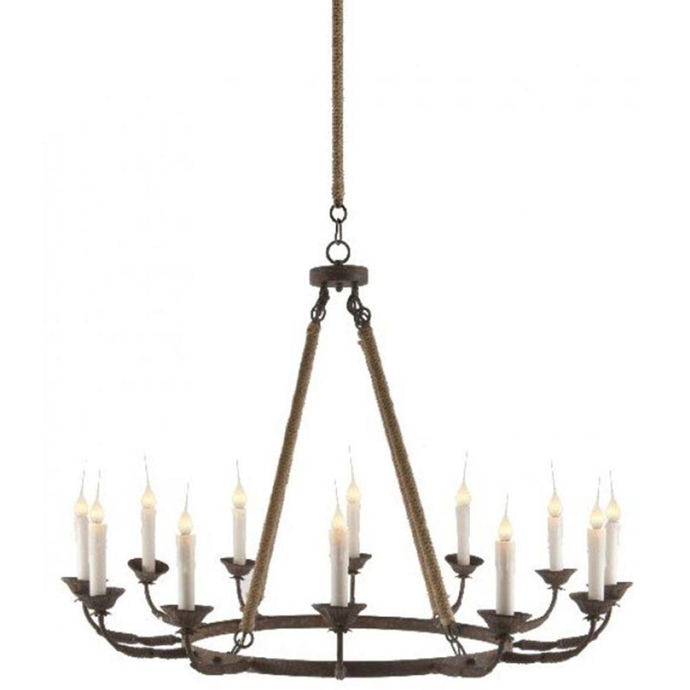 Aidan Gray Lighting Consuelo Chandelier Light Fixture | Designer Home Lighting Fixtures