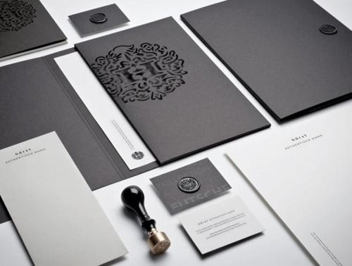 Corporate Identity for Hörst, designed by lg2 boutique