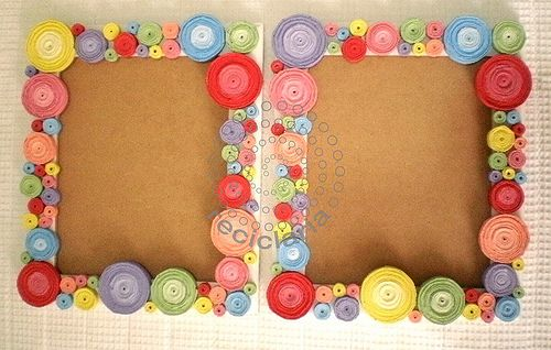 Porta retrato confete XG | Flickr - Photo Sharing!