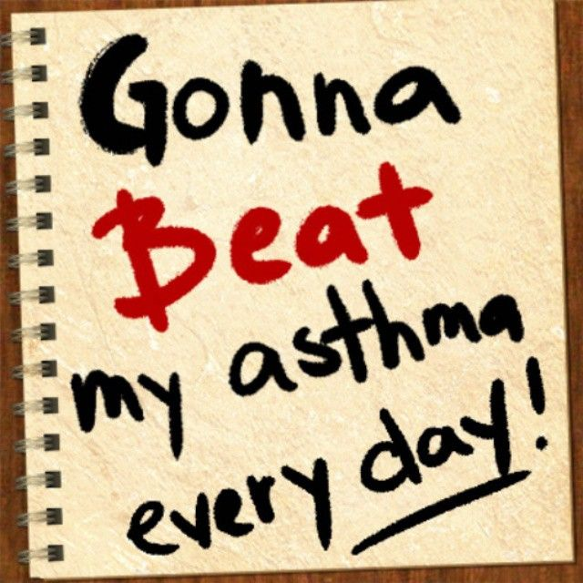 DONu0027T LET ASTHMA HOLD YOU BACK! With the correct Asthma Action - asthma action plan