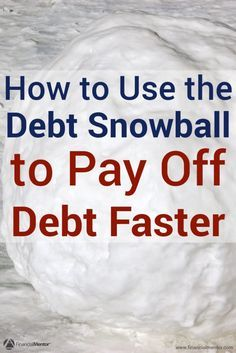 how to pay off debt quickly calculator