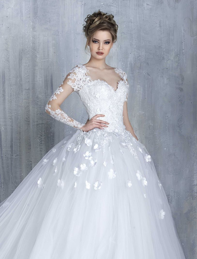 Most elegant wedding dresses and bridal gowns available at Beirut ...