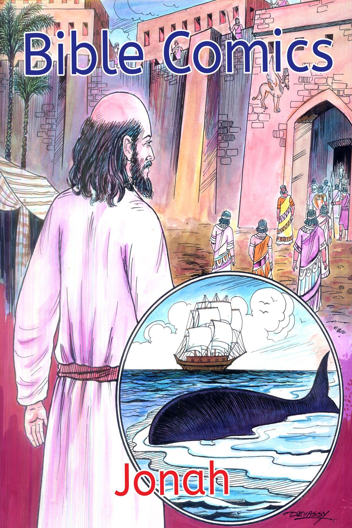 Moderno Jonah Para Colorear Imprimible Imágenes - Ideas Para ...