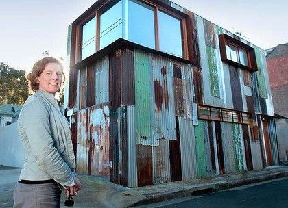 Shed house - Redfern, Sydney   Tiny Houses   Pinterest   Sydney ...