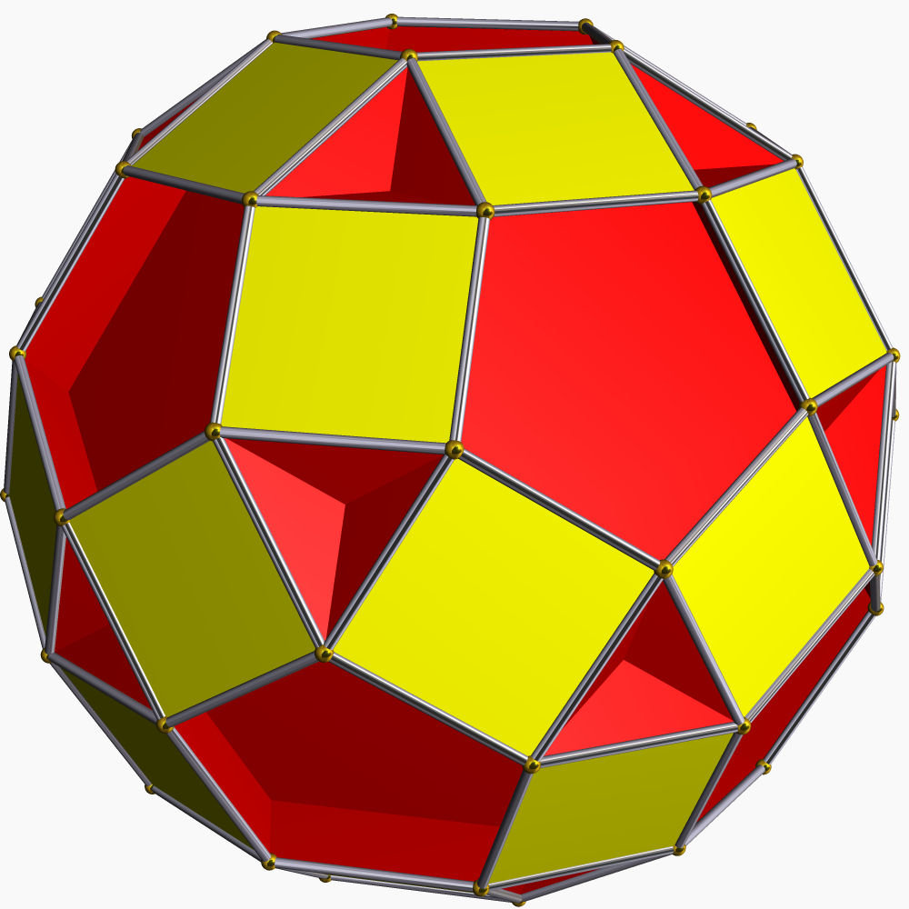Small rhombidodecahedron.png Animated images, Geometry