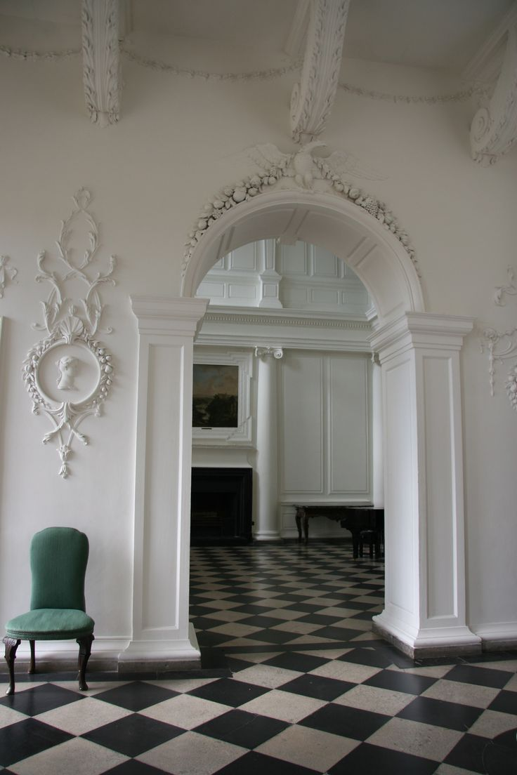 Castletown House, Ireland.  Source
