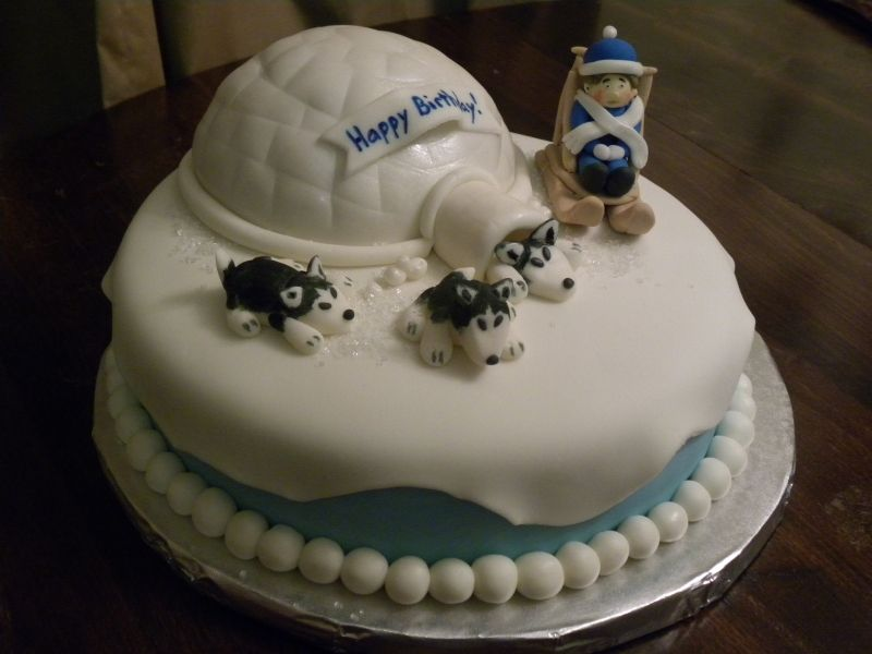 Cool Omg A Birthday Cake Huskies 4ever Pinterest
