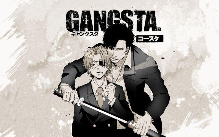 gangsta anime wallpaper hd Google Search gangsta