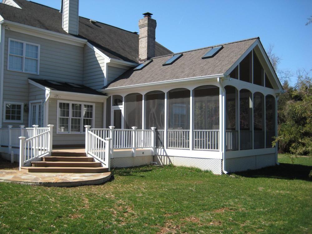How To Screen A Porch, Screened Porch Photos, Photos Of Screened Porches,  Porch Pictures