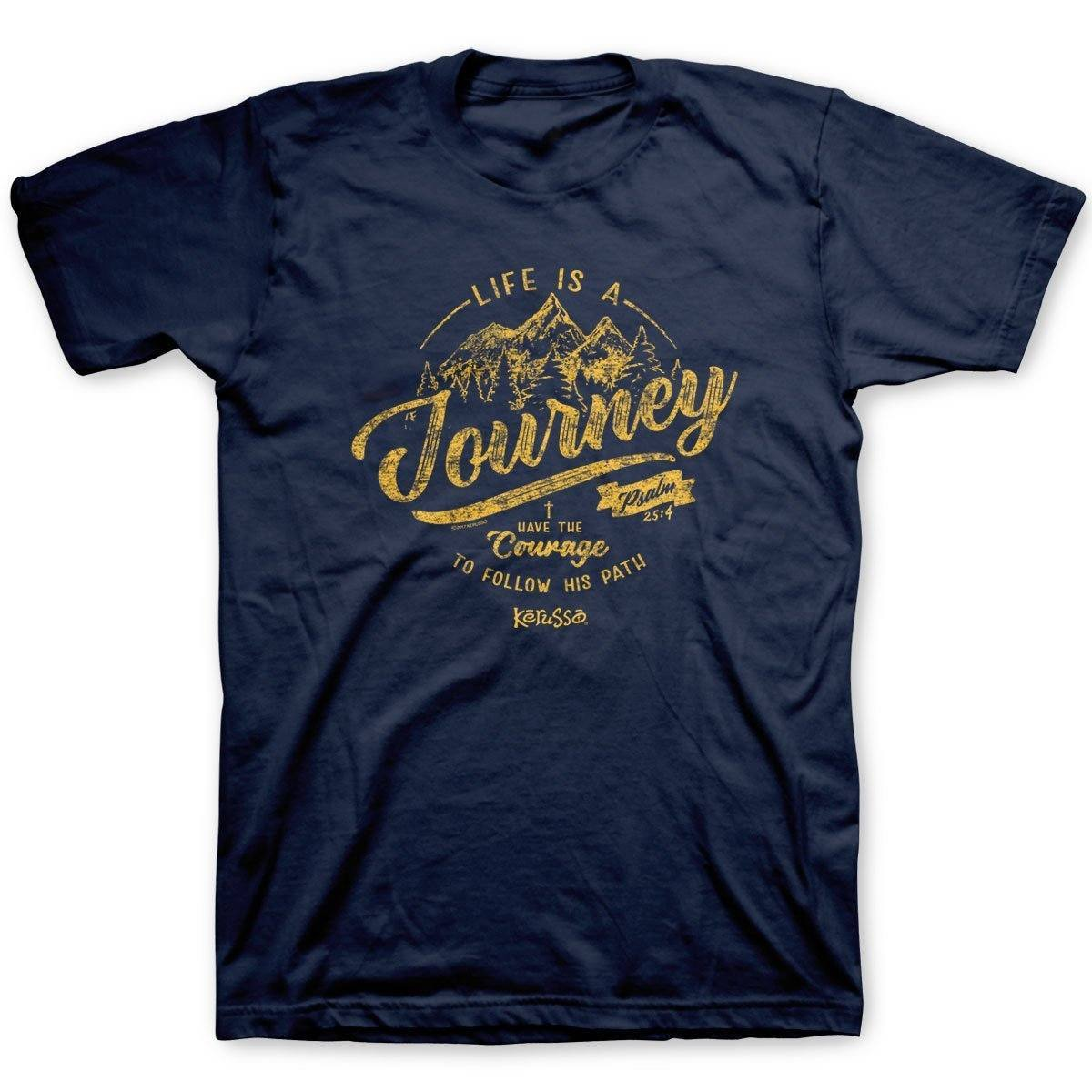 Journey Look Cover Adult Regular Fit T-Shirt