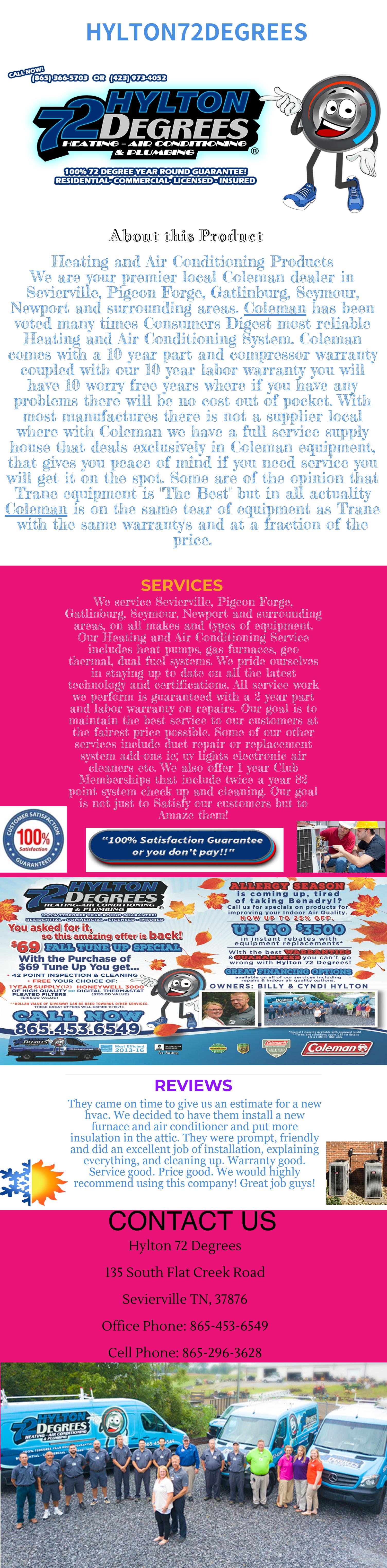 We service Sevierville, Pigeon Gatlinburg, and