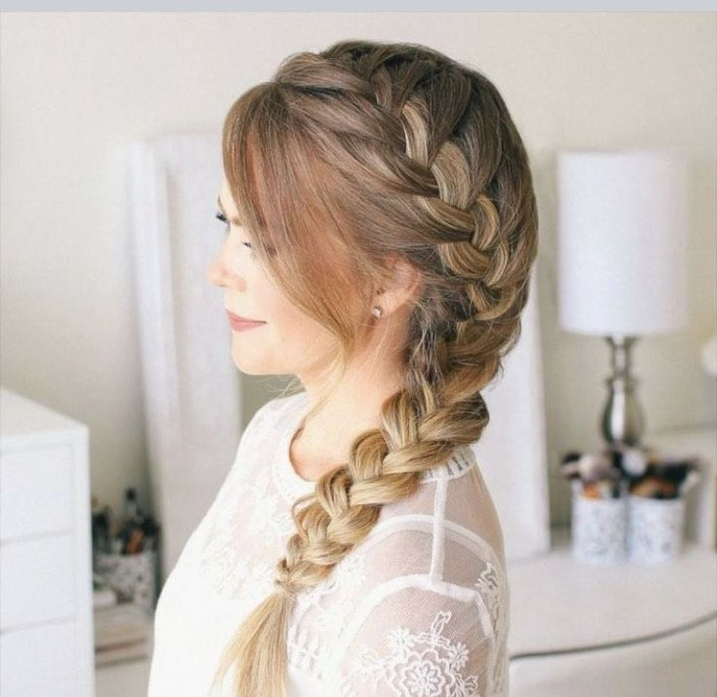 30 Perfect Braids Idea For Casual Style 99outfit Com Braided Hairstyles Updo Hair Styles Cornrow Hairstyles