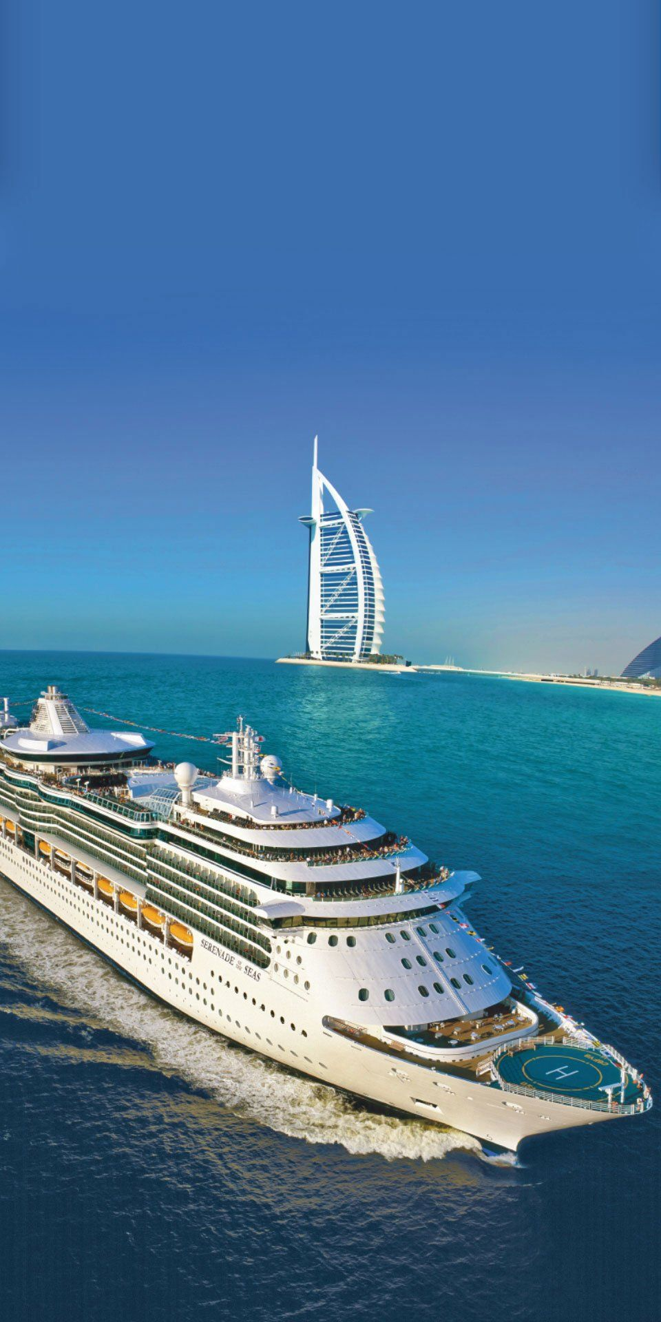 Serenade Of The Seas Destination Dubai Sail To The Persian Gulf For A Luxury Vacation On O Enchantment Of The Seas Best Cruise Ships Royal Caribbean Cruise