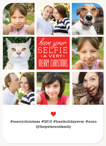 b614943be24 Selfie christmas | Christmas Card Ideas | Family christmas cards ...