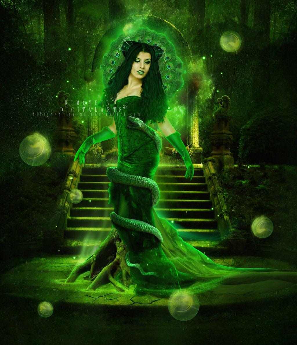 The Seven Deadly Sins Envy By Kimfuentebella Deviantart Com On