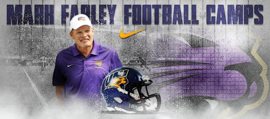 Northern Iowa Mark Farley Football Camps With Images